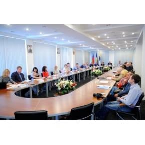 Засідання Колегії Державного агентства резерву України