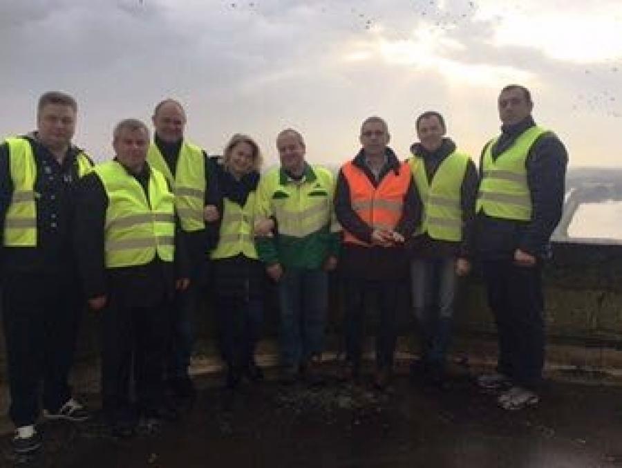 Директори КХП Держрезерву два дні вивчали європейські стандарти у Франції