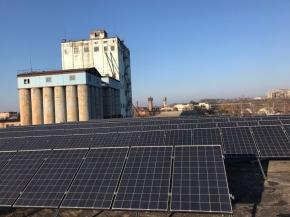 ДП «Златодар» запустило сонячну електростанцію