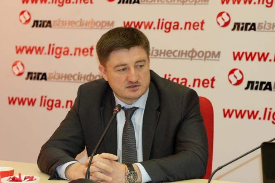 Інтернет-конференція Голови Держрезерву Вадима Мосійчука на Liga.net