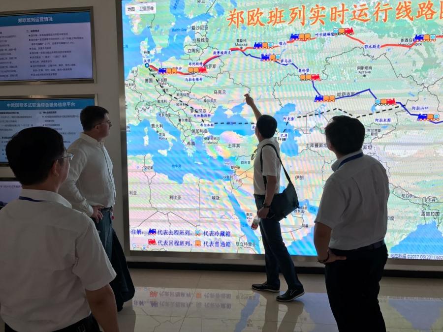 Потужності Держрезерву можуть стати логістичними центрами для експортних українських товарів в КНР