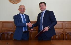 Держрезерв та Держагентство з енергоефективності та енергозбереження підписали Меморандум про співпрацю