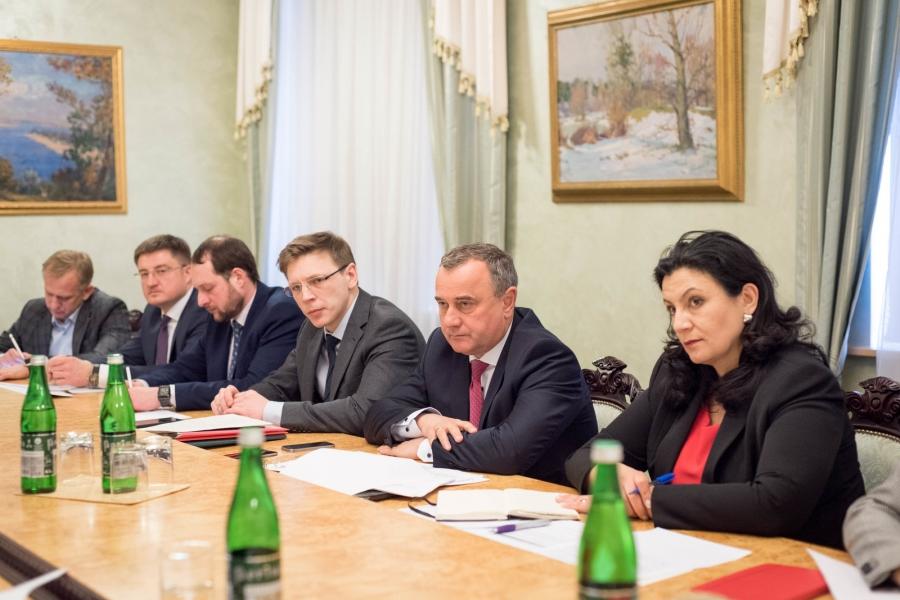 Обговорення нагальних питань по Євродирективі