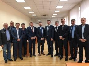 Представники Нафтового концерну ORLEN відвідали Держрезерв