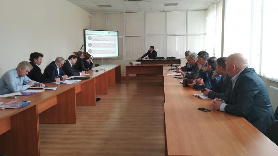 У Держрезерві за підтримки офісу ЄС в Україні розпочато роботу над Законопроектом «Про мінімальні запаси нафти та нафтопродуктів»