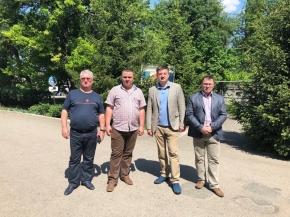 Відбулася робоча поїздка Голови Держрезерву  на елеватори Кіровоградщини