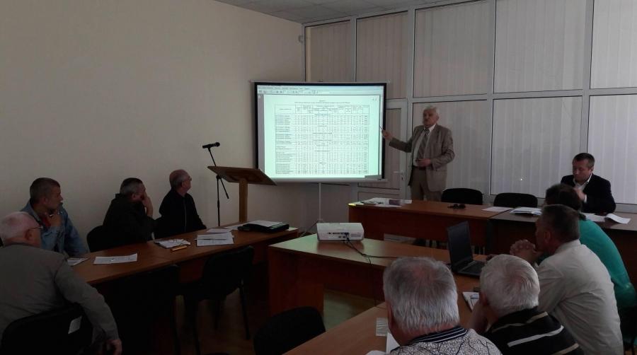 Семінар по антикорупції та воєнізованій охороні