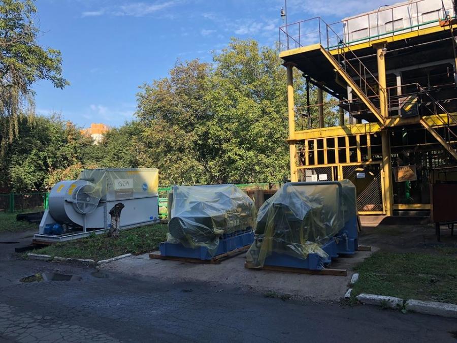 Комбінат «Прогрес» отримав грантову допомогу обладнанням на суму майже 200 тис. євро