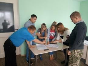 На ДО «Дніпро» провели  мозковий штурм