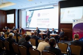Міжнародні експерти: Україна повинна прискорити реалізацію проекту формування МЗНН