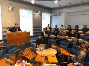 Колегія Держрезерву підсумувала результати діяльності за 2018
